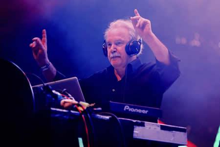 DJ Giorgio Moroder a sus 77 años: Es demasiado pronto para parar