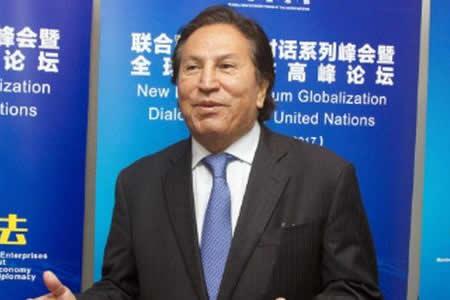Toledo considera una persecución política el encarcelamiento de Humala