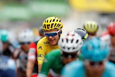 Froome, séptimo vencedor del Tour sin ganar etapas