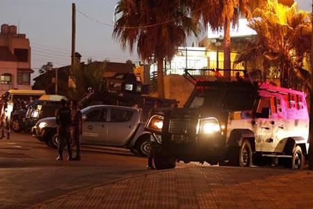 Muere un segundo jordano por tiroteo dentro de embajada israelí de Ammán