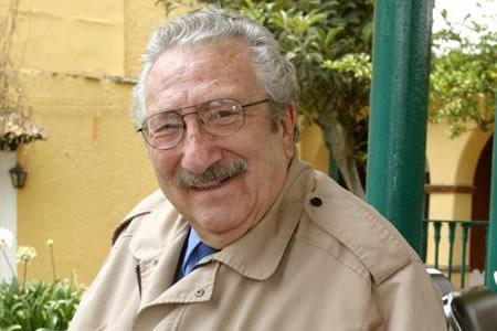 Fallece a los 90 años el actor mexicano Luis Gimeno