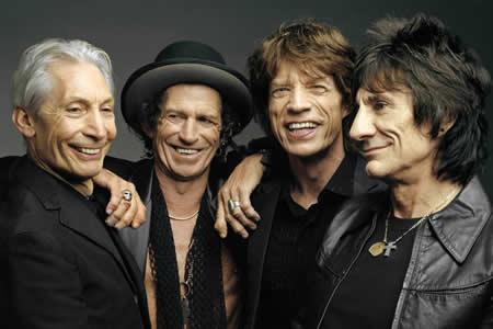 """Keith Richards anuncia un nuevo trabajo de los Rolling """"muy, muy pronto"""""""