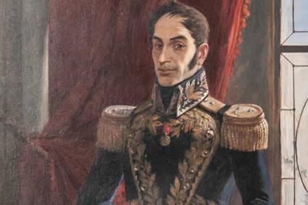 El Ministerio de Educación de Perú se diculpa por confundir a Bolívar con San Martín