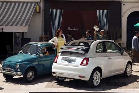 Sesenta años de Fiat 500 y seis millones de pedazos de Italia en el mundo
