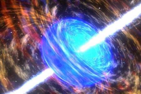 Observan ráfagas de rayos gamma con un grado de detalle sin precedentes