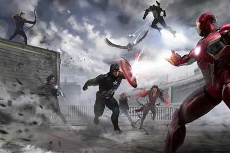 Australia acoge la mayor muestra de los superhéroes ficticios de Marvel