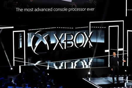 """Microsoft presume de potencia y """"experiencia prémium"""" con la nueva Xbox One X"""
