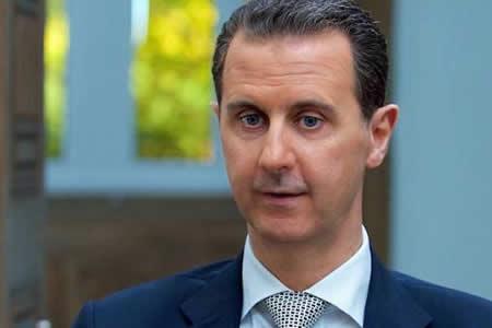 Una familiar de presidente sirio Bachar al Asad pide asilo en Alemania