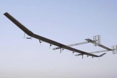 China logra que un avión solar no tripulado vuele a 20 kilómetros de altura