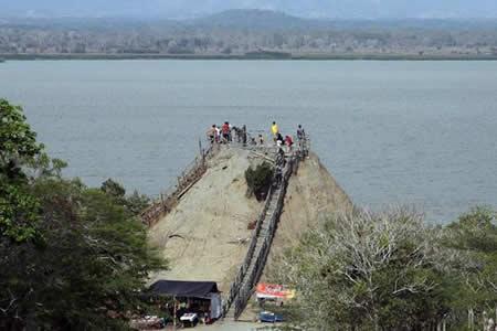 Autoridades alertan a la costa colombiana por aumento del nivel del mar