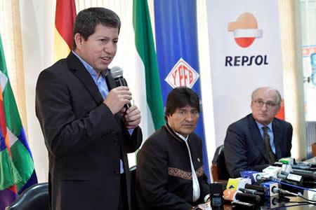 Gobierno prevé que bloque Iñiguazú permitirá captar $us 5.000 millones de renta petrolera