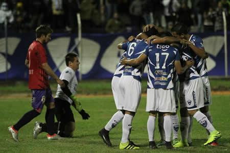Sport Boys goleó a Real Potosí en la reinauguración del estadio Samuel Vaca