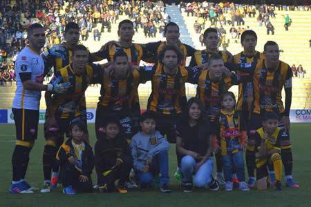 El Tigre obligado a ganar frente a Nacional Potosí