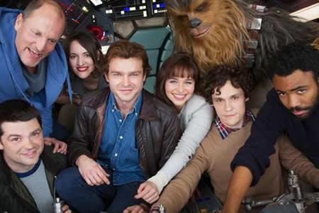 """Los directores del filme de """"Star Wars"""" sobre Han Solo abandonan el proyecto"""