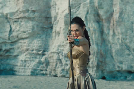 Wonder Woman, la antítesis de la tradicional damisela en apuros