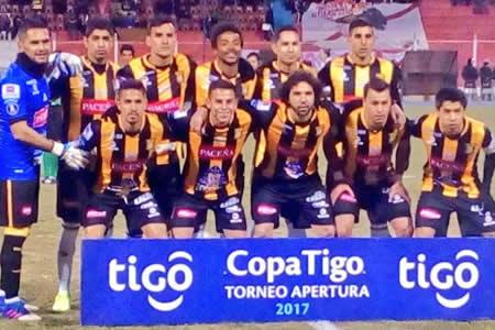 El Tigre ganó en Potosí y postergó el festejo de Bolívar