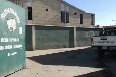 FELCV investiga presunto caso de feminicidio en El Alto