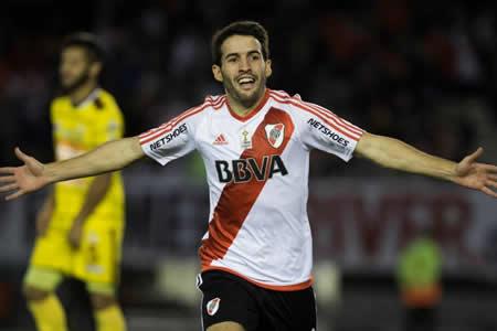 Camilo Mayada, segundo positivo por dopaje para River Plate en Libertadores