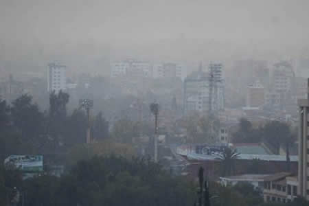 Informe establece que Cochabamba es aún la ciudad más contaminada del país