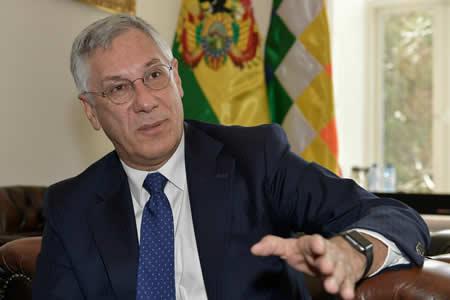 Bolivia trabaja con mayor rigor para responder la demanda de Chile sobre el Silala
