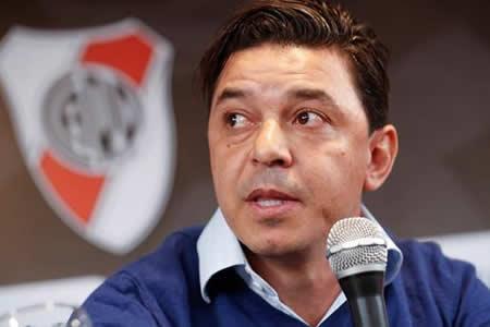 """Gallardo está """"sorprendido"""" y """"conmocionado"""" por dopaje de jugadores de River"""