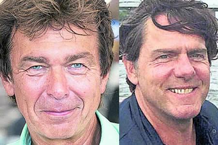ELN deja libres a los dos periodistas holandeses que mantenía secuestrados