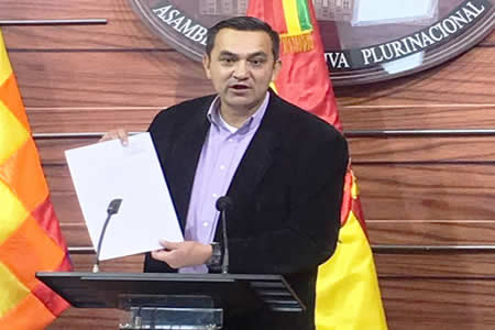 Núñez denuncia negligencia de Herbas en caso Corsan