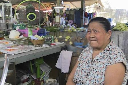 Trabajar en la vejez: la solución en Tailandia a las bajas pensiones