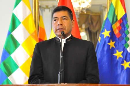 Canciller de Bolivia realizará visita oficial a Cuba