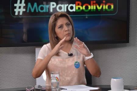 Ministra de Comunicación destaca avance de Bolivia en el Índice de Progreso Social