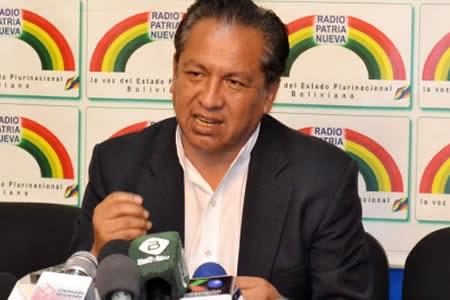 Martínez: Gobierno transfirió recursos para repatriar a 9 bolivianos sentenciados en Chile