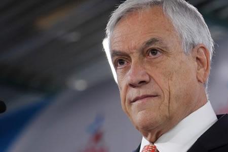 Piñera manda a callar a Evo Morales por detenidos