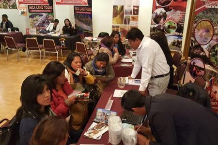 Promocionan el turismo interno hacia emprendimientos comunitarios en el país