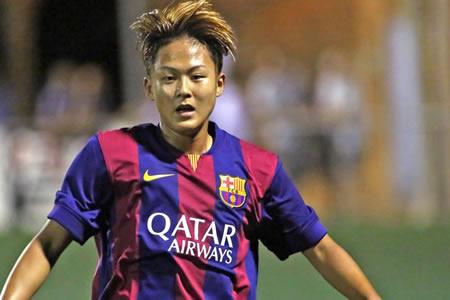 """""""Messi surcoreano"""" dice que hablará con el Barça antes de decidir su futuro"""
