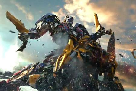 """""""Transformers"""" logra el número uno con la recaudación más baja de la saga"""