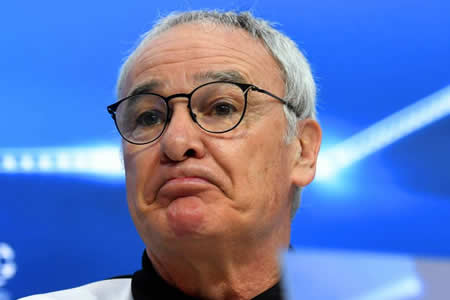 """Ranieri, nuevo entrenador del Nantes: """"Hay que pasar página del Leicester"""""""