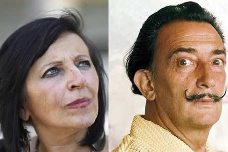 """La mujer que dice ser hija de Dalí asegura que """"el ADN dirá la verdad"""""""