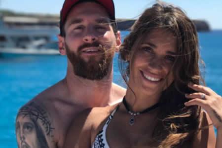 Messi contará con 260 invitados en su boda