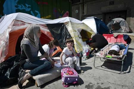 El número de sirios refugiados en Turquía supera ya los tres millones