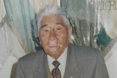 Fallece a los 100 años excombatiente del Chaco