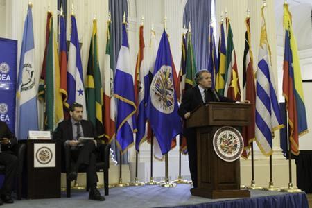 Dieciocho países de la OEA piden una sesión sobre Venezuela el próximo martes