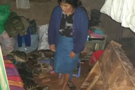 Emergencia: Intensas lluvias afectan el Chaco chuquisaqueño