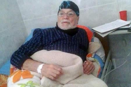Chito Valle está hospitalizado, dice que se siente mártir