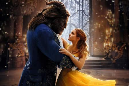 """""""La Bella y la Bestia"""" sigue imparable en el número uno de la taquilla"""