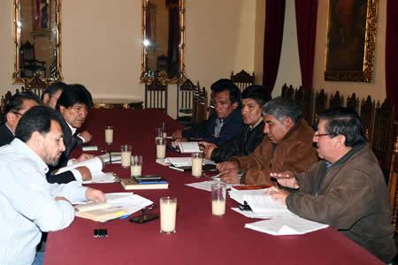 COB: Gobierno reconoció que no deben existir cartas de preaviso