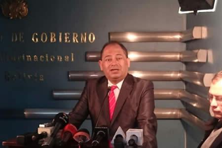 Bolivia presentará en Chile amparo constitucional por caso 9 detenidos