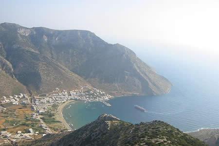 Una expedición investiga dos de los volcanes más activos de Grecia