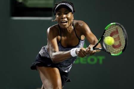 Venus gana a Kerber y se jugará el pase a la final de Miami ante Konta