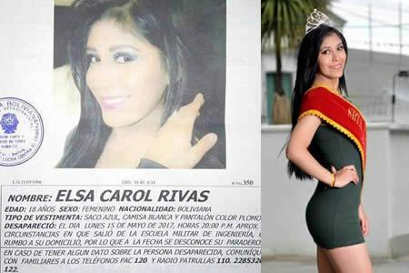 Señorita El Alto es pasible a la pena de prestación de trabajo de un año