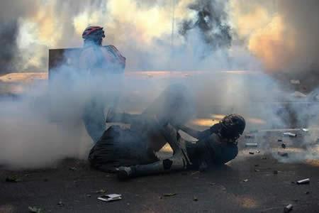 Muere policía que había sido herido por francotirador en centro de Venezuela